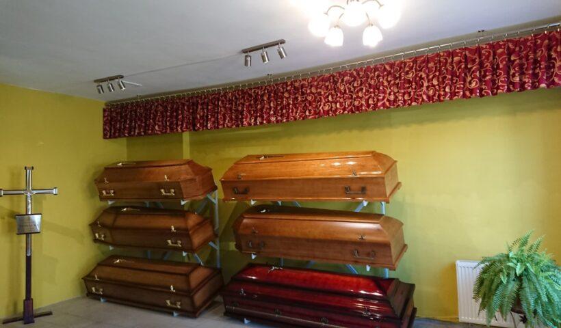 dom pogrzebowy gliwice